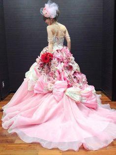 Wedding Dress by Stella de Libero