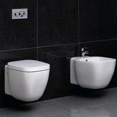 Sanitari-bagno-sospesi-serie-design-moderno-coppia-wc-con-sedile-softclose-bidet