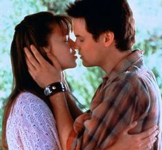 Mandy Moore was nervous of meeting Nicholas Sparks because the story is based on his sister's life. Best Movie Couples, Tv Show Couples, Cute Couples, Remember Movie, Walk To Remember, Shane West, Mandy Moore, Nicholas Sparks Movies, Filmy Quotes