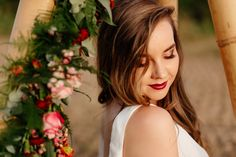 Our own DIY tipi Engagement Session ; Tipi Wedding, Wedding Engagement, Engagement Session, Diy Tipi, Fair Skin Makeup, Wedding Makeup, Hair Wedding, Engagement Photography, Wedding Hairstyles