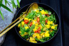 Thai Red Curry, Mango, Fresh, Ethnic Recipes, Food, Manga, Essen, Meals, Yemek