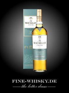 Macallan 15yo Fine Oak 0,75l