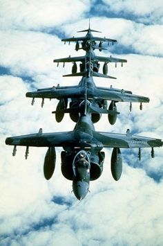 AV-8B Harrier II attack aircraft
