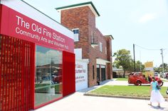 The Old Redcliffe Fire Station.
