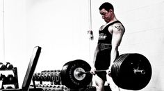All you'll ever need to know about the Deadlift