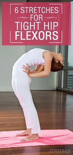 6 Stretches For Tight Hip Flexors   Medi Villas