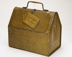 One Cool Picture After Another: Antique Lunch Boxes