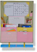 Homework Caddy - I will be making this for my daughter the moment she enters Kindergarden! LOVE.