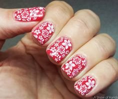 A Show of Hands: Summer Stamping
