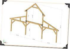 Wood Barns Homes, Custom Designs Timber Construction Barn House Kits, Modern Barn House, Garage Exterior, Barn Garage, Pole Barn House Plans, Pole Barn Homes, Gambrel Barn, Viking House, Barn Shop