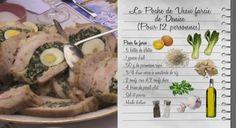 La Poche de veau farcie de Denise - Recettes - Les Carnets de Julie - France 3