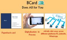 It is an app which digitize paper business card digitally you have business card reader app for androidios it scans your business cards visiting cards stores and organizes them in digital form transcribe data from business reheart Choice Image