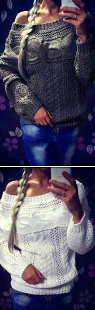 #hombros #tejido #lindo