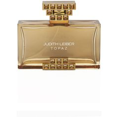 JL Topaz Eau De Parfum (€105) ❤ liked on Polyvore featuring beauty products, fragrance, perfume, beauty, makeup, cosmetics, accessories, leiber perfume, perfume fragrances y eau de parfum perfume