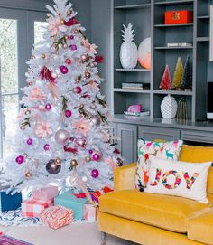 347 best Bright Christmas images on Pinterest in 2018   Colorful ...