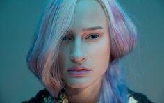 Polar Lights Collection Hair Colour: By Me: Jo Mckay @joelouisemckay Styling: EllenMarie Johansen Stylist:Tommy Loeland Photographer: Ole Musken