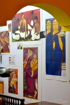 Design Decor & Disha: Home Tour: Preethi Prabhu