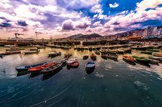 Place: Castro Urdiales / #Cantabria, #Spain. Photo by Juan Luis Mayordomo (500px.com)