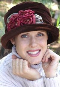 hats dressy hat for cancer patient
