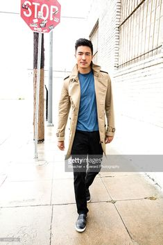 Actor Daniel Henney is photographed for August Man on February 28, 2014 in Los Angeles, California. Styling: Erin McSherry + Stacey Kalchman; Grooming: Suzie Kim; Hair: Julie Figueroa. COVER
