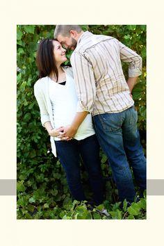 Iowa City, Iowa Maternity Photography - love