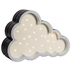 Fromage le Rue Cloud Lamp