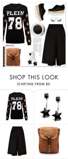 """""""litle stars"""" by paculi ❤ liked on Polyvore featuring moda ve Hobbs"""