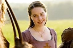 Anna Popplewell --as-- Susan Pevensie, In The Chronicles Of Narnia Prince Caspian