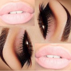 I don't like the colour of the lips but the eyes look