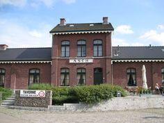 Station van As