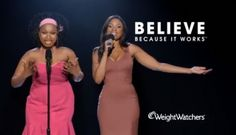 'If you want it you GYAAAAAAT it...' - Jennifer Hudson's 2012 Weight Watchers commercial