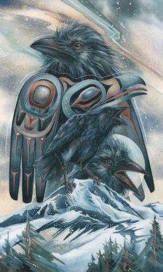 """Spirit Of The Mountain""   by Jody Bergsma"