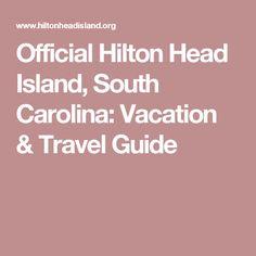 hilton head island travel guide