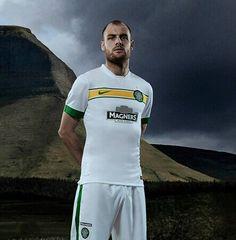 Nueva Camiseta del Celtic Tercera 2014-2015