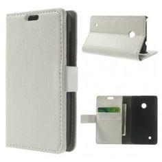 Lumia 530 valkoinen puhelinlompakko Wallet, Handmade Purses, Purses, Diy Wallet, Purse