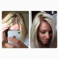 Refashioning....Hair: Highlighting hair at home