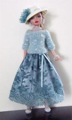 "Handmade set For Ellowyne Wilde 16""Dolls"
