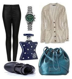 Без названия #139 by lergray on Polyvore featuring мода, American Eagle Outfitters, Topshop, Marc by Marc Jacobs, Shinola and Bond No. 9