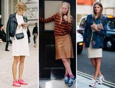 STREETSTYLE: CHIC SPORTSWEAR | My Daily Style en stylelovely.com