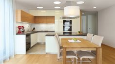 Kuchyně SYKORA Top dub sukatý Dilema, Diy Kitchen Storage, Kitchenette, Decoration, Table, Furniture, Home Decor, Kitchens, Building