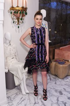 Gillian Jacobs - In Living Color: Elizabeth Banks & Co. Turn Out to Support Pilotto