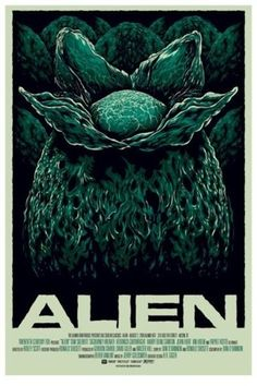 ALIEN - art by Ken Taylor.