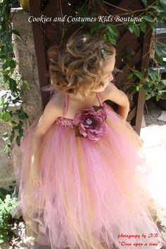 READY TO SHIP Fairy Beautiful Tutu dress by cookiesandcostumes, $59.99