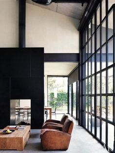 industrial steel windows