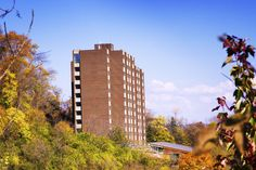 Walnut Towers at Frick Park Located in Squirrel Hill