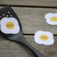 2 Fun Filled Sight Word Games