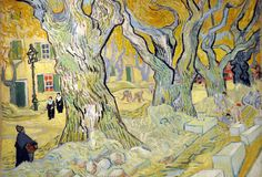 Vincent Van Gogh - The Road Menders at the Phillips Collection Art Gallery Washington, DC by mbell1975, via Flickr