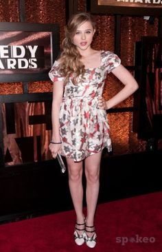 Chloe Moretz The First Annual Comedy Awards, New York - HQ image gallery