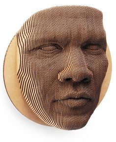 Jack - Human Mask (Cardboard Safari)