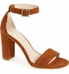 Main Image - Pelle Moda 'Bonnie' Ankle Strap Sandal (Women)